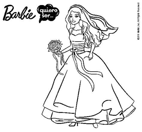 imagenes para colorear barbie barbie dibujos para colorear vlc peque