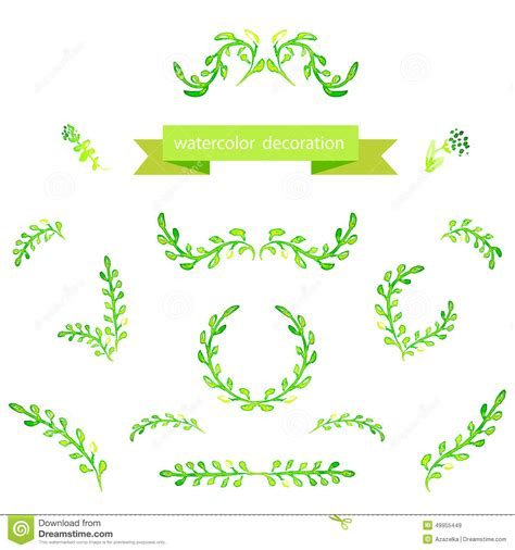 christmas green garland
