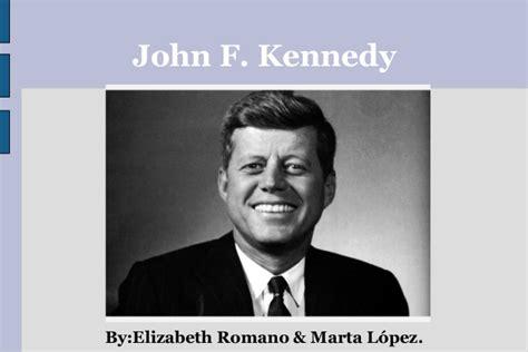biography john f kennedy ppt power point john f kennedy