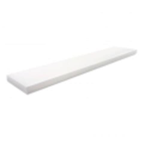 White Melamine Shelf by Handy Shelf Melamine Shelf Style 600 X 190 X 24mm White