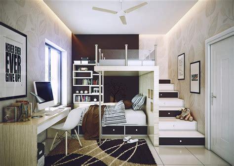 chambre ado avec mezzanine 3401 35 id 233 es pour d 233 corer une chambre d enfant moderne design