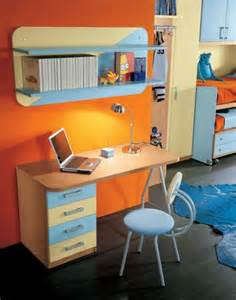 Nice Decors » Blog Archive » Fabulous Ideas for Kids Study Space Organization by Corazzin Group