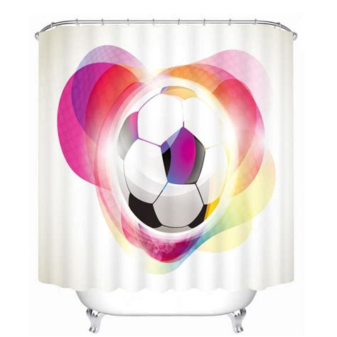 football shower curtain popular football shower curtain buy cheap football shower