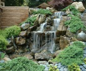 6 delightful pondless waterfall design ideas california