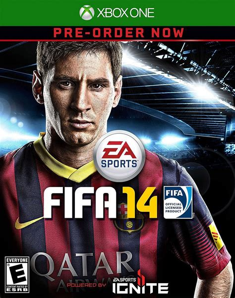 fifa 14 xbox one review any game