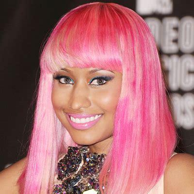 Nicki Minaj Bob Hairstyle by Nicki Minaj S Changing Looks Instyle