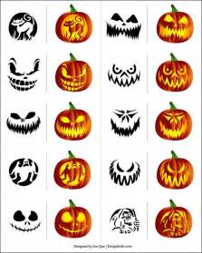 free printable scary pumpkin carving pattern designs best 25 scary pumpkin carving ideas on