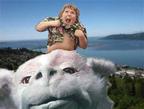 flying from neverending story awesome chunk from goonie and the flying from never ending story my