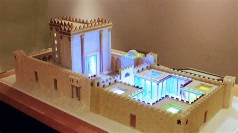 youtube maqueta maqueta templo de salom 243 n דגם המקדש youtube