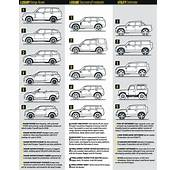All Land Rover Models Revealed In Infographic  AutoTribute