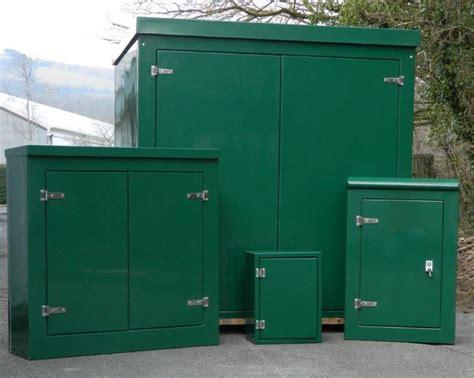 Home Exteriors - grp enclosures gallery c b fabrications uk