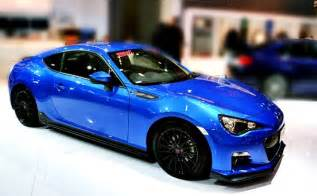 2016 Subaru Brz Sti 2016 Subaru Brz Sti Autos Concept