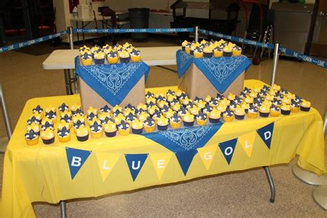 blue and gold banquet for boy scouts cakecentral