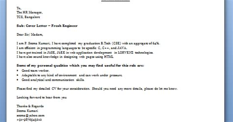 Cover Letter Speculative Application Speculative Cover Letter