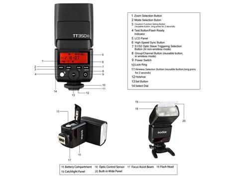Godox Tt 350c For Canon godox flash tt 350 per canon gott350c fc fotoforniture srl