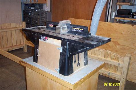 Craftsman Router Table Combo by Tools