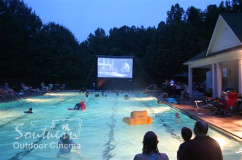 film semi pool southern outdoor cinema 187 dive in movie