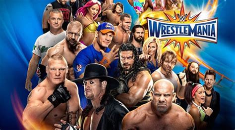Wwe Wrestlemania 33 Kickoff 2017 2 Watch Wwe Wrestlemania 33 2017 4 2 16 2nd April 2017 Full Show Online