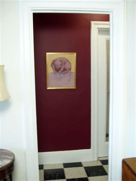 burgundy kitchen kitchen colour schemes 10 ideas colortherapy dark burgundy 2075 10 benjamin moore