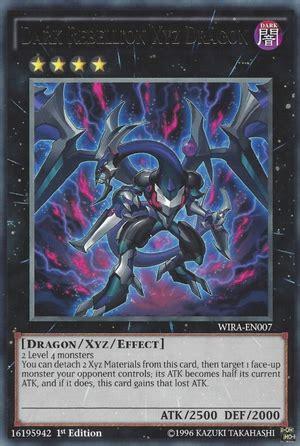 rotäugiger finsterer drache deck rebellion xyz yugioh karte yugiohcardmarket