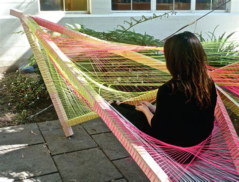 tensile mobius bench a self supporting hammock on behance