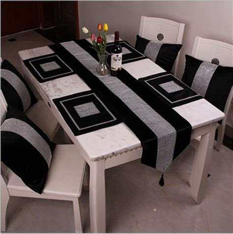 Dining Table Mat Aliexpress Buy Style 1 Cotton Blend Diamante Placemat Dining Table Mat Disc