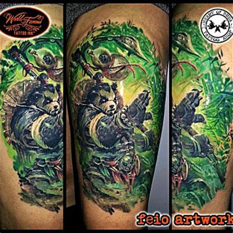 tattoo chest wow 25 world of warcraft tattoos that will blow your mind