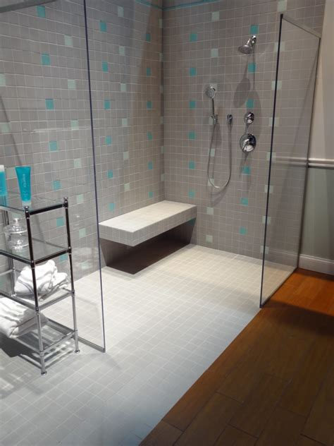 10 fabulously modern shower stalls with seat ideas