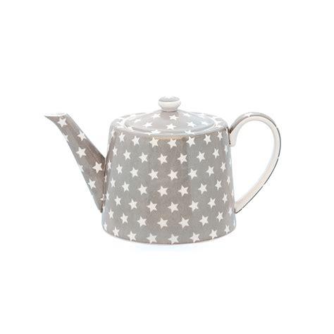 porzellan teekanne greengate porzellan teekanne warm grey kaufen