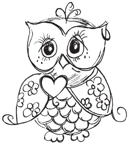 Free Printable Sad Owl Coloring Pages Gianfreda Net Owl Print Out Coloring Pages