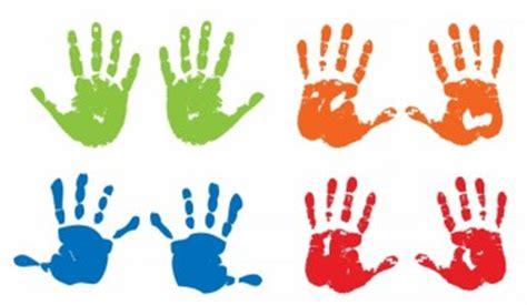 handprint cliparts   clip art  clip