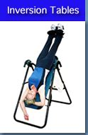 Inversion Table For Herniated Disc by Degenerative Disc Disease
