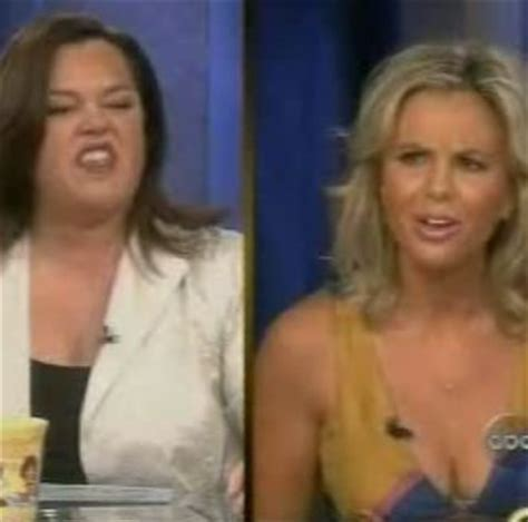 No Between Rosie And Elisabeth by Rosie O Donnell Elisabeth Hasselbeck The War Is