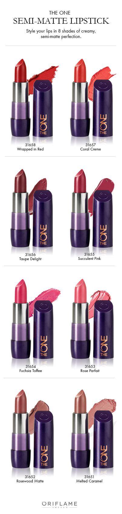 Lipstik Oriflame Colour the world s catalog of ideas