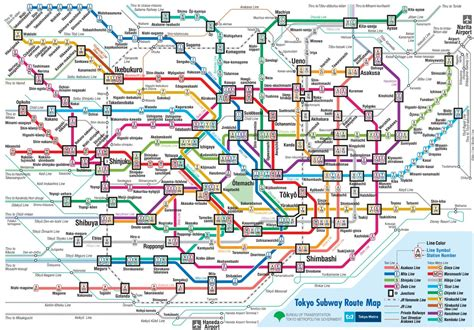 map stations japanese system