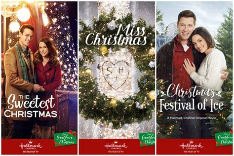 film 2017 christmas hallmark christmas movies 2017 schedule kristen hewitt