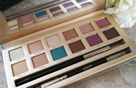 Cargo Liquid Shadow Collection by Makeup Archives Honeygirl S World Lifestyle