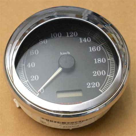 Speedometer Beat Spido Spedo Kilometer Original harley original speedo speedometer km h electronic softail road king 99 03 ebay