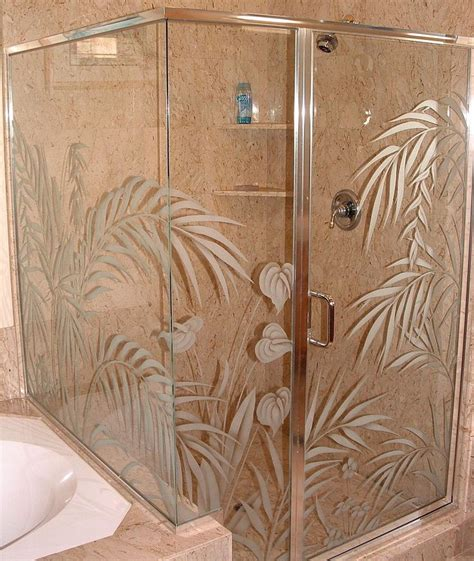 etching bathroom mirror ashlee marie 20 best shower doors images on pinterest etched glass