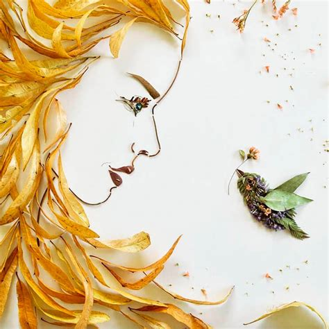 imagenes artisticas de angeles ilustraciones bot 225 nicas las particulares obras art 237 sticas