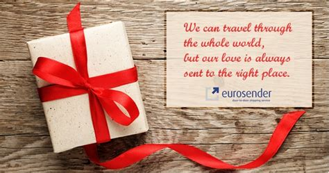 best christmas gifts to send by mail courier services for shipping gifts eurosender