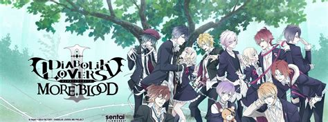 Diabolik Lovers Anime Pictures Diabolik Lovers Wallpapers Anime Hq Diabolik Lovers