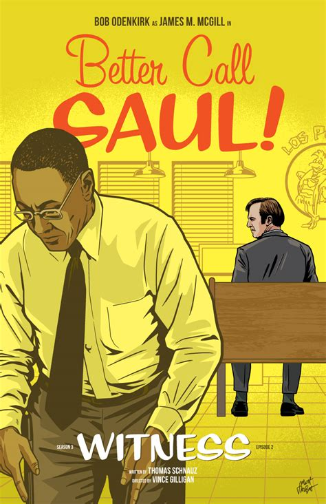 better call saul better call saul season 3 episode posters mattrobot