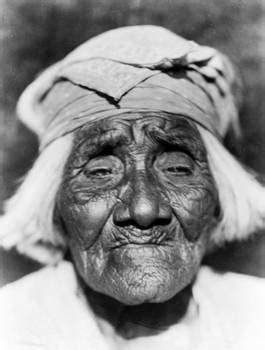 A Santa Ysabel woman (Diegueño), c. 1924. by ArtLoversOnline