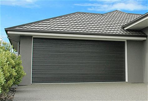 sectional garage doors nz steel sectional garage doors dominator