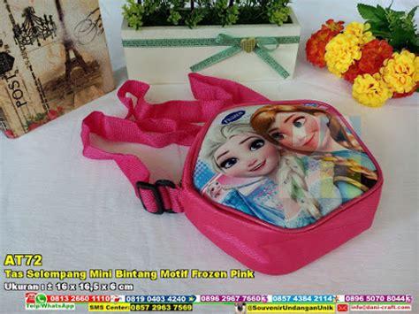 Towel Kain Tangan Gantung Mini Motif Bintang tas selempang mini bintang motif frozen pink souvenir pernikahan