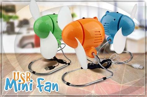 Usb Mini Fan Youngke No Yk 688 42 usb mini fan promo for your computer