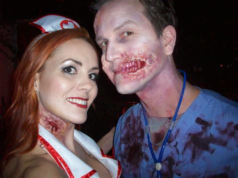 zombie doctor tutorial halloween makeup bride of chucky artistry by briana