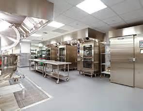 Hospital Kitchen In New York Nyu Hospital Kitchen B R Fries Associates Llcb