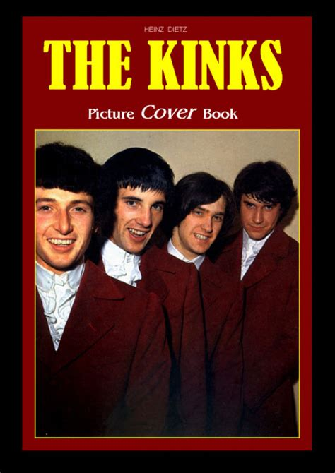 picture book the kinks the kinks picture cover book